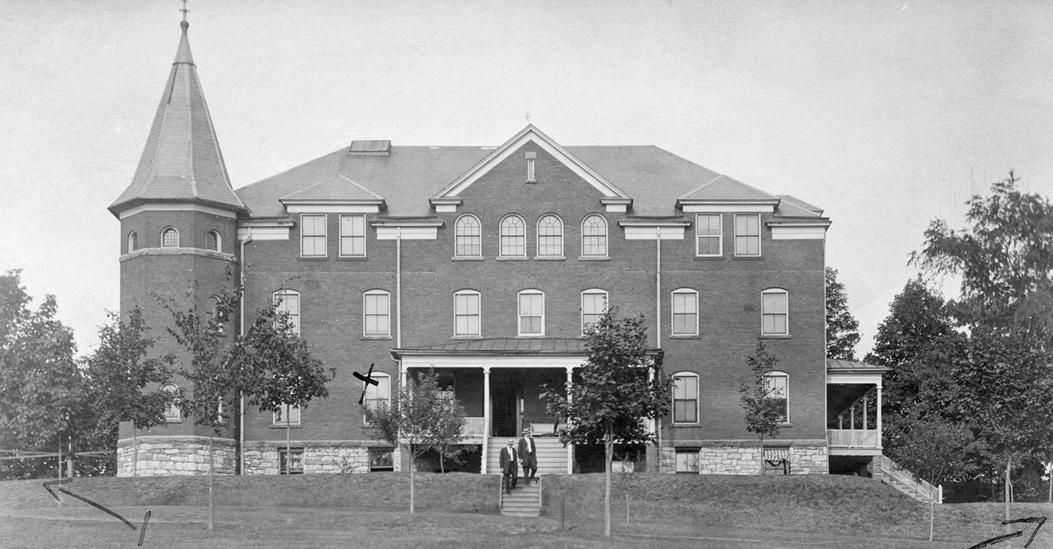 1907 North Hall