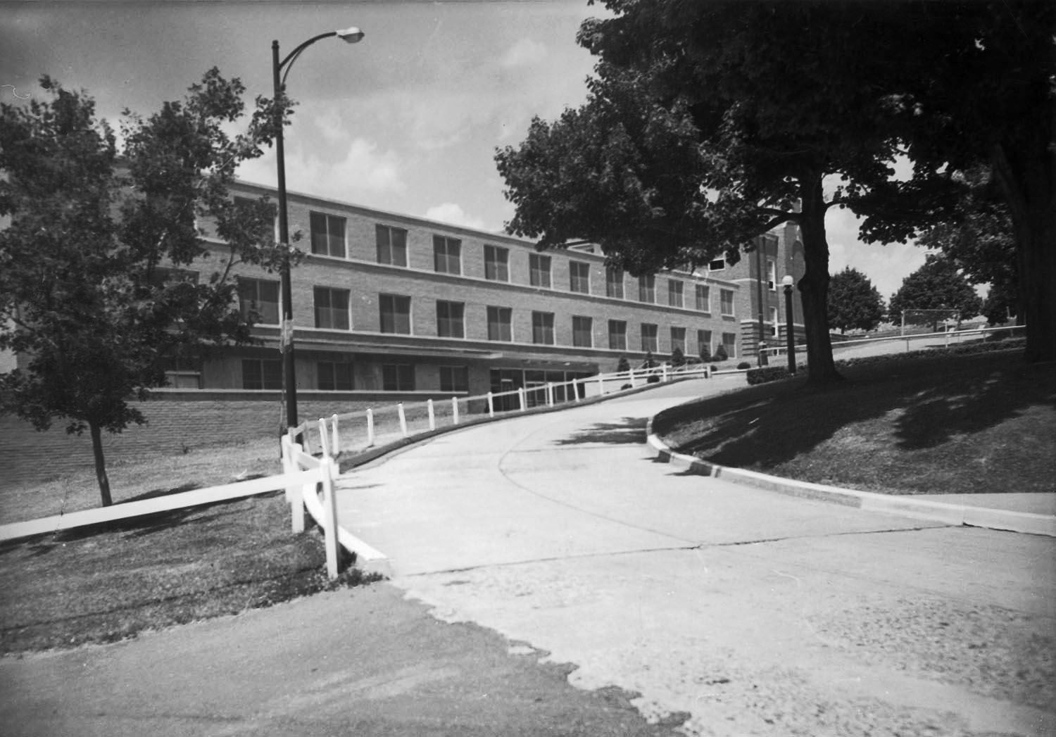 1960 New North Hall